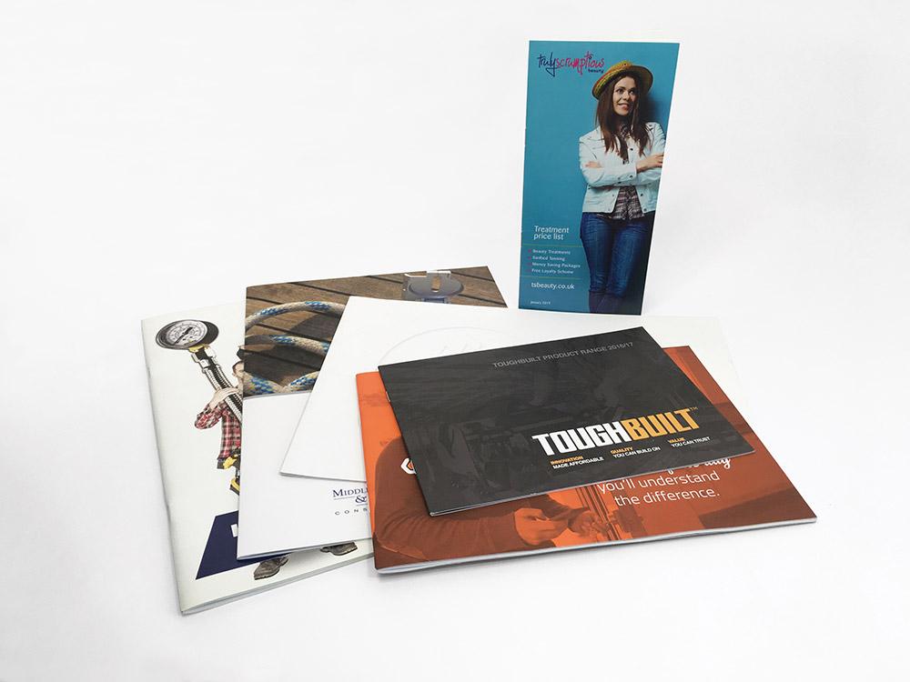 brochure printing in Basingstoke