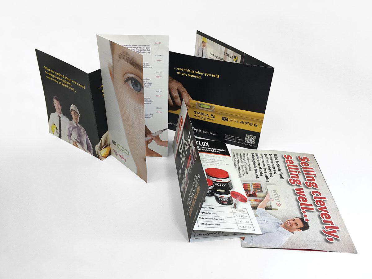 leaflet printers basingstoke