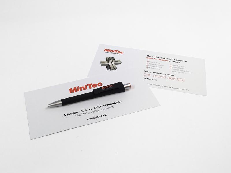Promotional Gift MiniTec-Pen